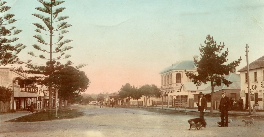Horton Street, Port Macquarie